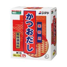 かつおだし顆粒 398円(税抜)
