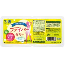 ファイバーゼリー 88円(税抜)