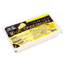 リッチチーズケーキ 258円(税抜)