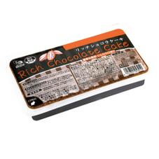 リッチチーズショコラケーキ 258円(税抜)