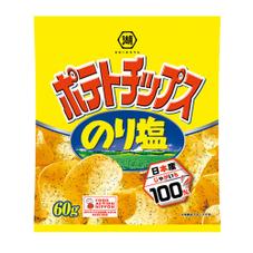 ポテトチップス のり塩 58円(税抜)