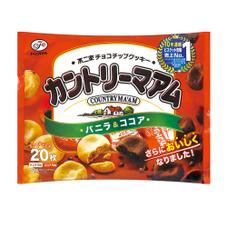 カントリーマアム バニラ&ココア 185円(税抜)