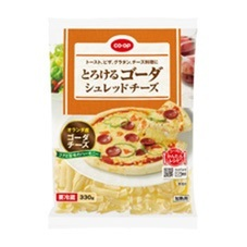 とろけるゴーダシュレッドチーズ 348円(税抜)