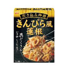 炊き込み御膳 きんぴら風蓮根 248円(税抜)