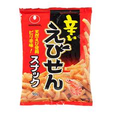 辛いえびせん 98円(税抜)