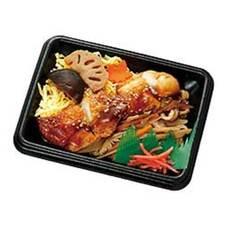 秋の鶏照焼丼 324円