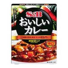 SB なっとくのおいしいカレー 辛口 5ポイントプレゼント