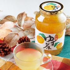 蜂蜜ゆず茶 798円(税抜)