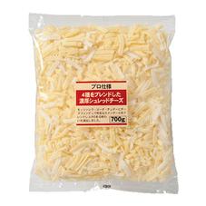 4種をブレンドした濃厚シュレッドチーズ 890円(税抜)
