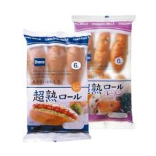 超熟ロール 127円(税抜)