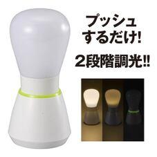 LEDプッシュライト 980円