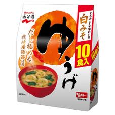 生タイプみそ汁 ゆうげ 158円(税抜)