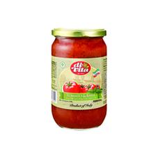 トリノで作ったトマト&バジルパスタソース 238円(税抜)
