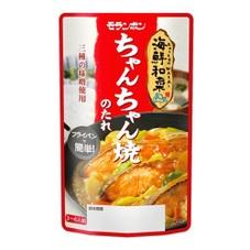 海鮮和菜ちゃんちゃん焼のたれ 10ポイントプレゼント