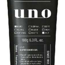 UNO スーパーハードジェル 698円(税抜)