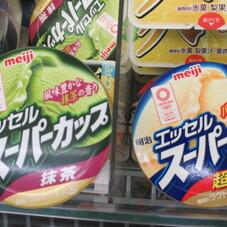 エッセルスーパーカップ超バニラ・抹茶 89円(税抜)