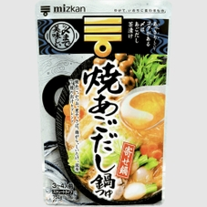 〆まで美味しい焼あごだし鍋つゆ ストレート 278円(税抜)
