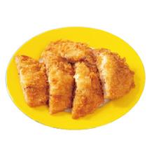 大きなピザソースカツ 298円(税抜)