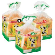 小麦便り食パン 88円(税抜)
