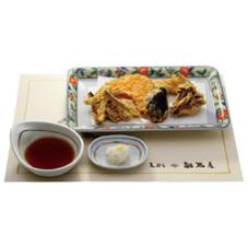 江戸東京野菜天ぷら盛り合わせ 1,666円(税抜)