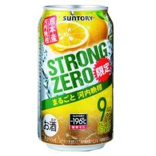 −196℃ ストロングゼロ まるごと河内晩柑 103円(税抜)