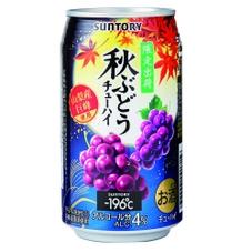 −196℃ 秋ぶどう 103円(税抜)