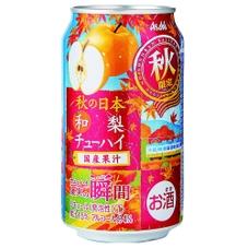 果実の瞬間 秋の日本 和梨 103円(税抜)
