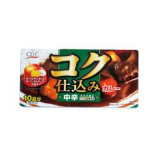 コク仕込みカレー 中辛 98円(税抜)