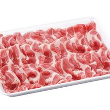 豚肩ロース 138円(税抜)