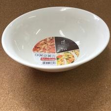 プラスチック製 お皿  めん鉢 129円(税抜)