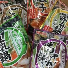 各種鍋用スープ 189円(税抜)