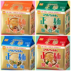 マルちゃん正麺 238円