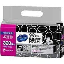 シルコット 99.99%除菌 詰替 738円(税抜)