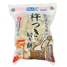杵つき切り餅 496円(税抜)