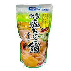 地鶏塩ちゃんこ鍋スープ 179円(税抜)