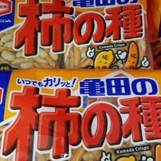 亀田製菓 185円(税抜)
