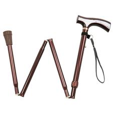 アルミ折りたたみピッチ杖 1,410円(税抜)