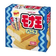 モナ王バニラ 197円(税抜)