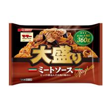 ママー大盛りミートソース 177円(税抜)