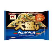 ママー大盛りカルボナーラ 177円(税抜)