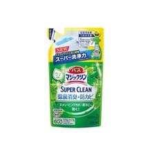 バスマジックリン スーパークリーン 詰替 各種 138円(税抜)