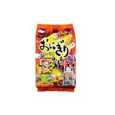 おにぎりせんべい 268円(税抜)