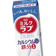 明治ミルクラブ 138円(税抜)