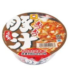 あつあつ豚汁うどん 108円