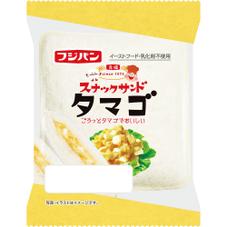 スナックサンド  各種 78円(税抜)