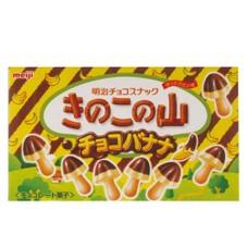きのこの山 チョコバナナ 108円