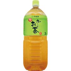 お~いお茶  緑茶 108円(税抜)