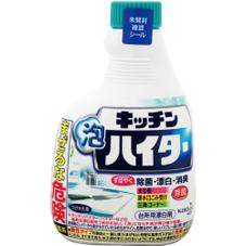 キッチン泡ハイター  付替 148円(税抜)