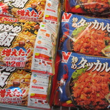 本格炒め炒飯・炒めタッカルビ飯 279円(税抜)