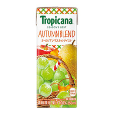 トロピカーナ シーズンベスト秋 10ポイントプレゼント